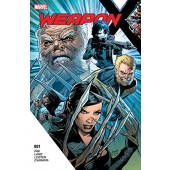 Weapon X 1 - Weapons of Mutant Destruction Prelude