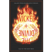 The Wicked + The Divine 8 - Old Is the New New