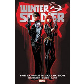 Winter Soldier by Ed Brubaker - The Complete Collection