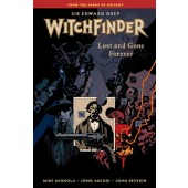 Witchfinder 2 - Lost and Gone Forever