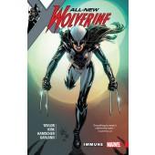All-New Wolverine 4 - Immune