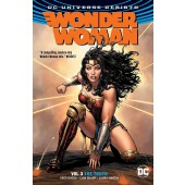 Wonder Woman 3 - The Truth