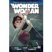 Wonder Woman - The Rebirth Deluxe Edition 1