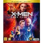 X-Men: Dark Phoenix (4K Ultra HD + Blu-ray)