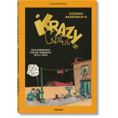"George Herriman's ""Krazy Kat"" - The Complete Color Sundays 1935-1944"