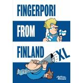 Fingerpori from Finland XL (ENNAKKOTILAUS)