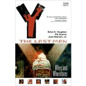 Y: The Last Man 10 - Whys and Wherefores