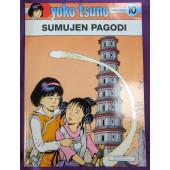 Yoko Tsuno 10 - Sumujen pagodi (K)