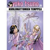 Yoko Tsuno 21 - Kuolemattomien temppeli