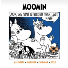 Moomin Wall Calendar 2020